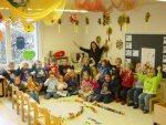 Grădiniţa pentru copii şi Trăienel